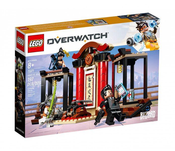 LEGO OVERWATCH Hanzo vs. Genji 75971 zdjęcie 3