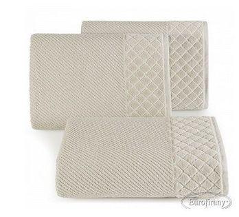 Lumarko Ręcznik SAVA 50x90cm 02/beżowy