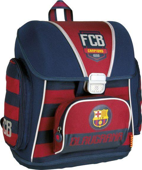 FC Barcelona tornister szkolny FC-76 + gratis !!! zdjęcie 1