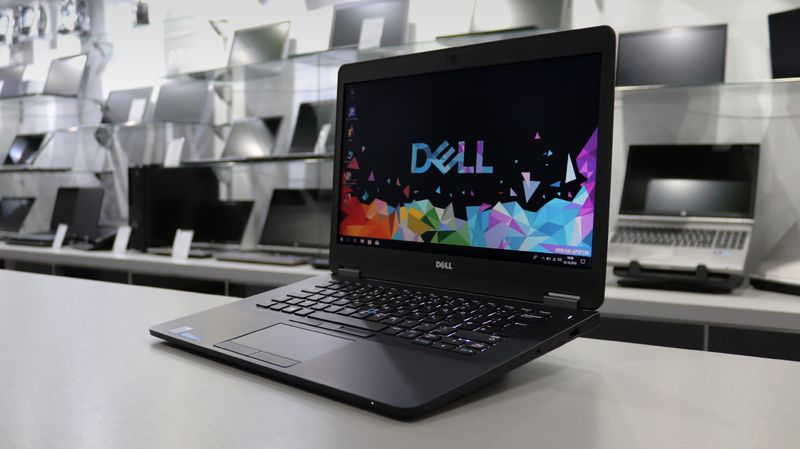 UltraBook Dell Latitude E7470 i5 6-GEN SSD 256GB M.2 Windows 10 PRO zdjęcie 4
