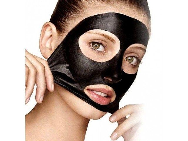 XM407 Czarna maska black mask PILATEN tuba 60ml zdjęcie 3