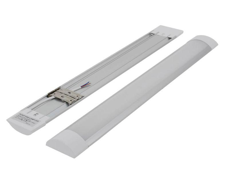 LAMPA LED 120cm PANEL Świetlówka Natynkowa Oprawa zdjęcie 1