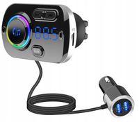 Wielofunkcyjny TRANSMITER FM 2x USB BLUETOOTH MP3 790568