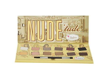 TheBalm Nude Tude Eyeshadow Palette Cienie do powiek 11,08g