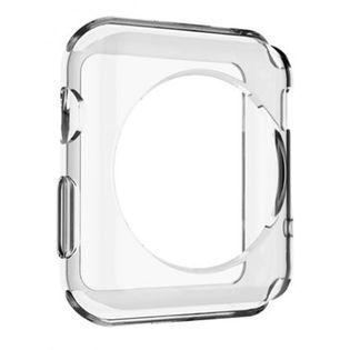 Etui silikonowe case slim do Apple Watch 38mm