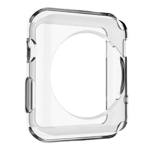 Etui silikonowe case slim do Apple Watch 38mm na Arena.pl
