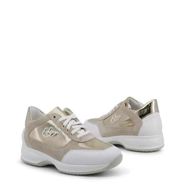 Blu Byblos sportowe buty damskie sneakersy biały 38