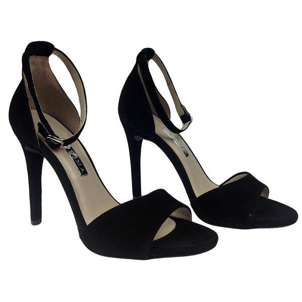 3e5cb797 Sandały Ryłko 9DBD0_14 czarne Rozmiar obuwia - 37, Kolor - Czarny zdjęcie 6