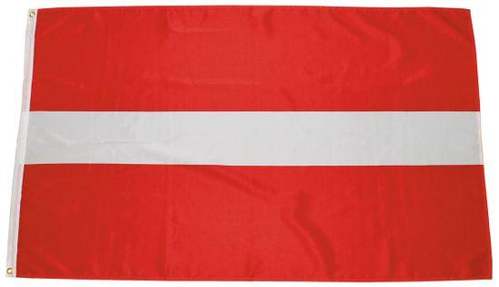 FLAGA ŁOTWA  150 x 90 cm