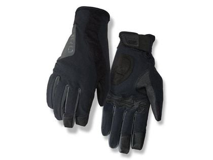 Rękawiczki zimowe GIRO PIVOT 2.0 długi palec black roz. M (obwód dłoni do 203-229 mm / dł. dłoni do 181-188 mm) (NEW)