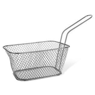 Metalowy Koszyk Do Serwowania Frytek Orion 124460