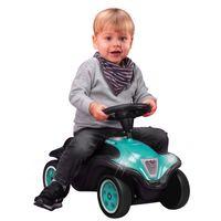 Jeździk Pchacz BIG Bobby Car Next Turkusowy Światła LED Klakson