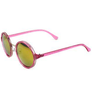 Okulary przeciwsłoneczne damskie OMB DUŻE CRY-PINK