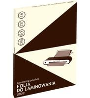 FOLIA DO LAMINOWANIA A4 80MIC GRAND 100SZT