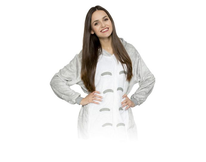 Totoro Kigurumi Onesie dres piżama kombinezon S zdjęcie 1