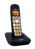 Bezprzewodowy telefon MAXCOM MC6800 Czarny