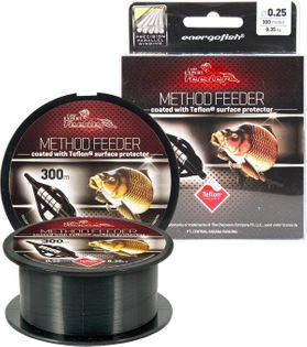 CARP EXPERT METHOD FEEDER TEFLON 0,20MM 300M