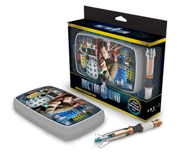 Doctor Who Doctor Daleks Etui - DS, 3DS