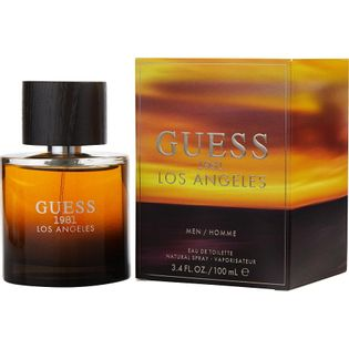 Guess 1981 LOS ANGELES FOR MEN edt 100 ml