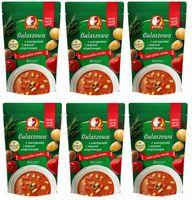 Zupa gulaszowa z warzywami i mięsem Profi 450g x 6 791808
