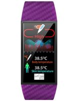 SMARTBAND PACIFIC 16-4 - PULSOMETR, TERMOMETR (zy696d)