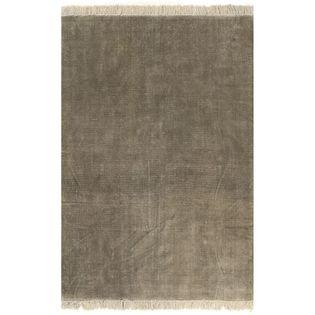 Dywan typu kilim, bawełna, 160 x 230 cm, taupe GXP-676007