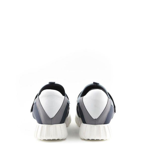Made in Italia sportowe buty męskie sneakers niebieski 45 zdjęcie 4