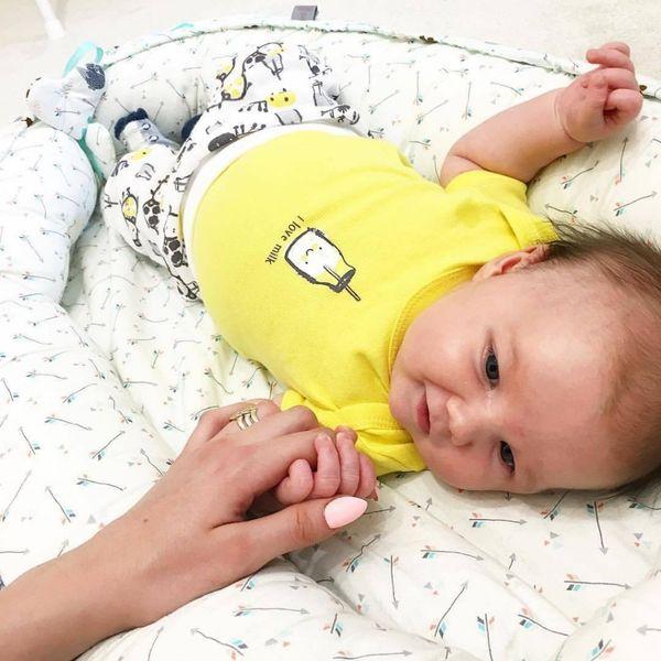 Dwustronny Kokon niemowlęcy Wróżki zdjęcie 2