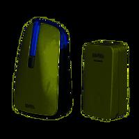 Dzwonek bezprzewodowy z przyciskiembezbateryjnym ST-370 RUMBA SUN10000444