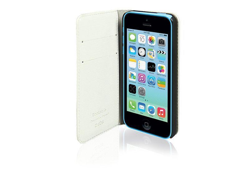 Etui SBS Book Style do iPhone 5S Białe zdjęcie 3