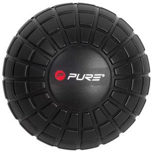 Piłka do masażu 12,8 cm, czarna
