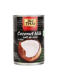 Mleko kokosowe - 400 ml Real Thai puszka