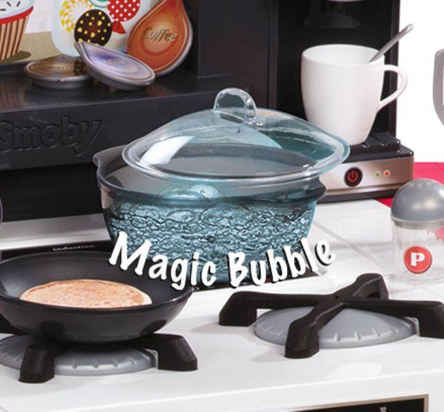 Smoby Kuchnia Elektroniczna Mini Tefal Superchef De Luxe Bubble