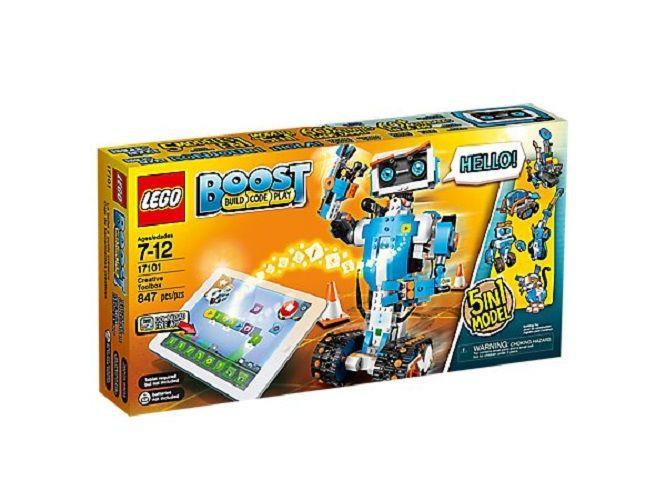 LEGO BOOST 17101 Zestaw Kreatywny 5w1 zdjęcie 1