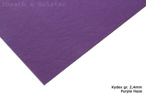 Kydex Purple Haze - 200x300mm gr. 2,4mm