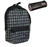 Plecak szkolny  wycieczkowy MŁODZIEŻOWY + piórnik