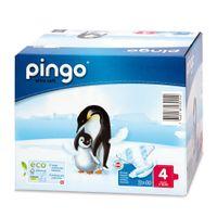 Pieluszki Pingo Ultra Soft 4 MAXI 80szt. (box 2x40)
