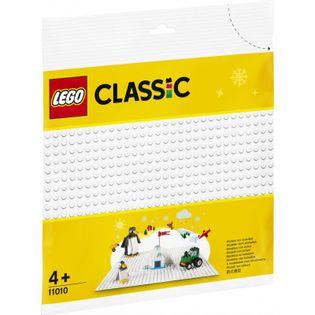 LEGO 11010 CLASSIC BIAŁA PŁYTKA KONSTRUKCYJNA