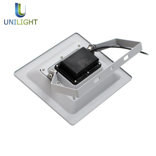 Naświetlacz halogen lampa LED ciepła barwa IP65 4500l 50W ULFL05 na Arena.pl