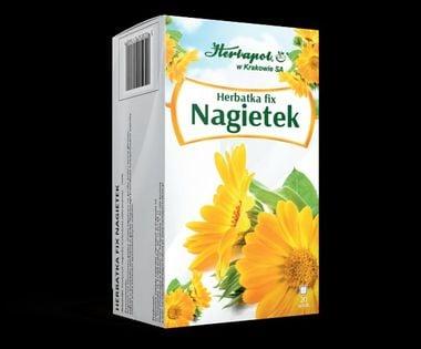 Herbapol Herbatka Nagietek Fix 20 Szt Wątroba