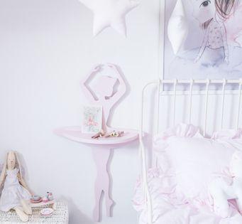 Półka półeczka balerina dla dzieci wysokość 85 cm