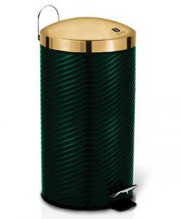 Lumarko Stalowy kosz na śmieci 20l berlinger haus bh-6441 emerald!