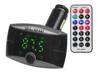 Transmiter FM LCD bluetooth Usb Blow Wyświetlacz