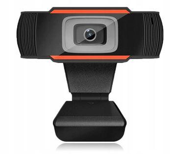 Kamerka Kamera INTERNETOWA PC FHD 1080P MIKROFON