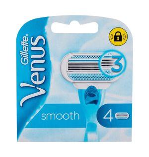 Gillette Venus Smooth Wkład do maszynki 4szt