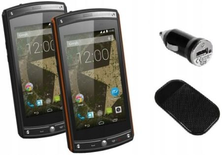 SMARTFON MyPhone HAMMER FORCE 16GB IP68 DUAL