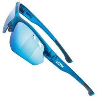OKULARY SPORTOWE UVEX SPORTSTYLE 115 BLUE MAT