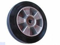 Koło kółko koła do paleciak aluminium guma fi 200 mm na 400 kg