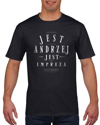 Koszulka męska JEST ANDRZEJ JEST IMPREZA c M na Arena.pl