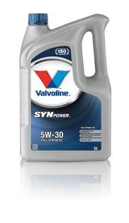 Olej Valvoline Synpower FE 5W30 5L Ford 913D A5/B5